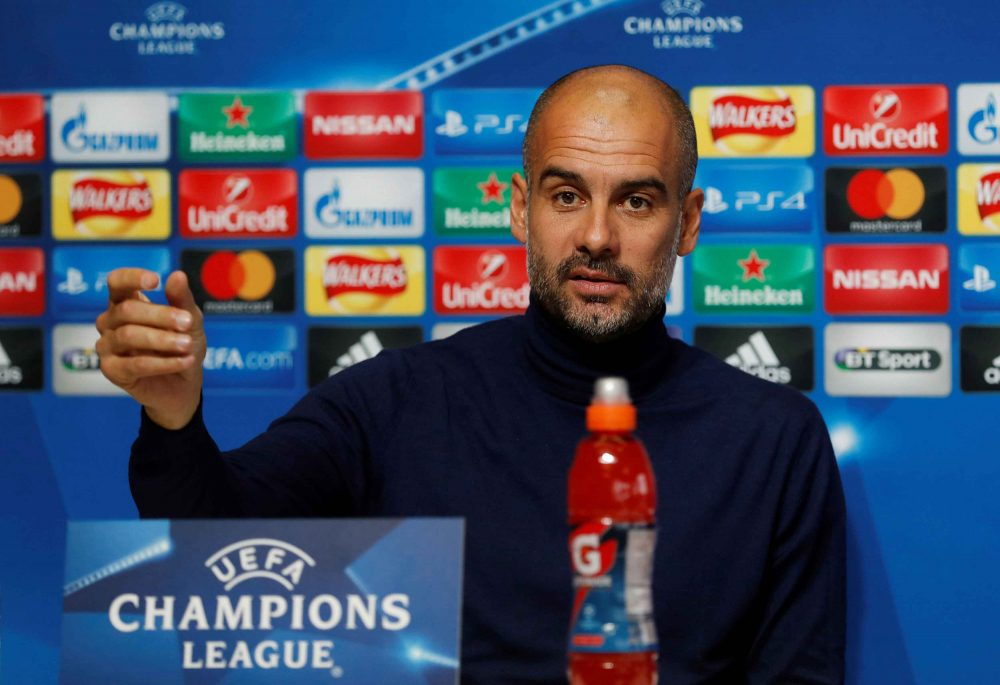 Jurgen Klopp's management style is very similar to that of Pep Guardiola.