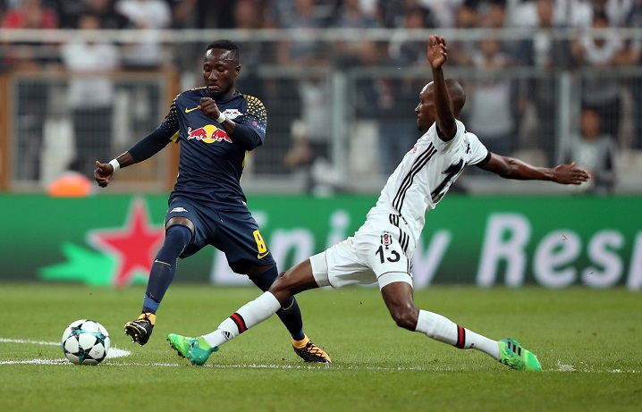 Leipzig chief makes shock Keita confession