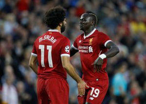 "Emre Can hails ""unbelievable"" Liverpool front three"