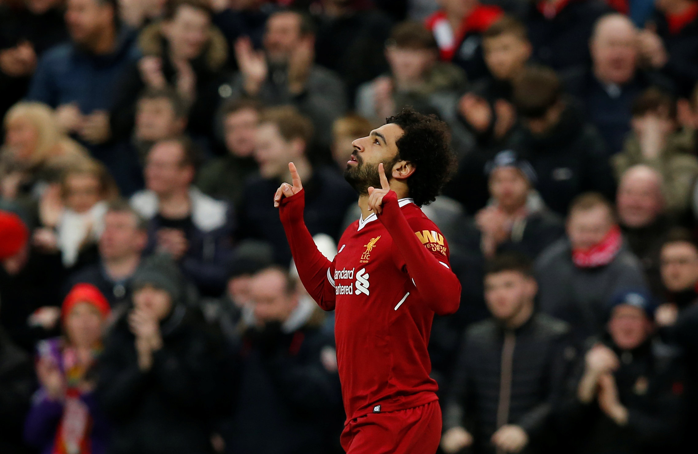 'Klopp to thank for Salah's brilliant form' says Roma legend
