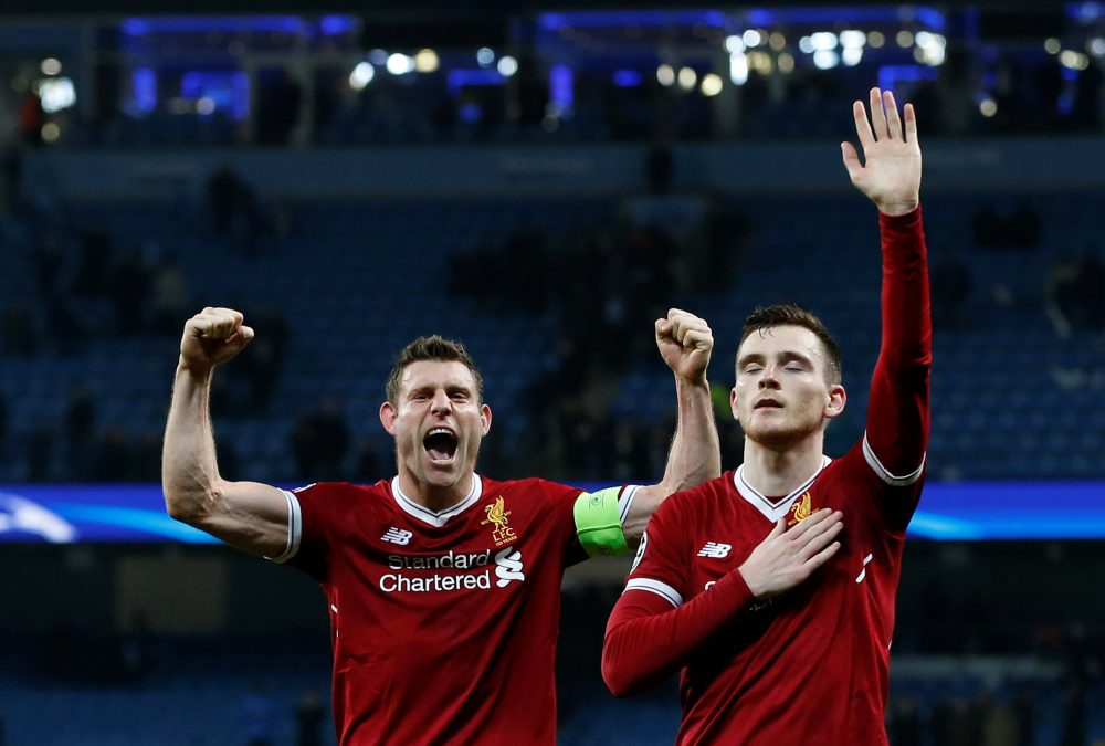 'Savage' 'Never Change James!' – Fans On Twitter Are Loving Milner's Playful Dig As Liverpool Teammate Turns 25