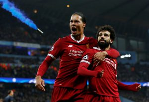 'Let's finish a great season' – Van Dijk craving European triumph