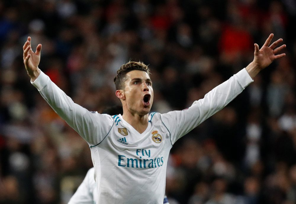 Cristiano Ronaldo brushes aside Mo Salah comparisons ahead of Champions League final