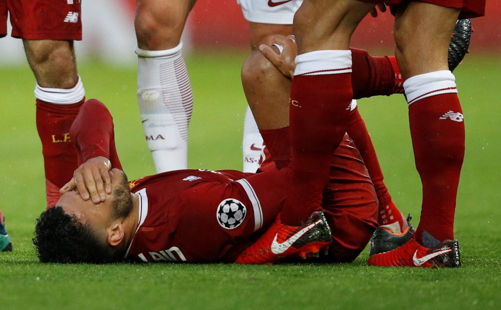 'Let's do it for the Ox' says Liverpool star ahead of trip to Rome