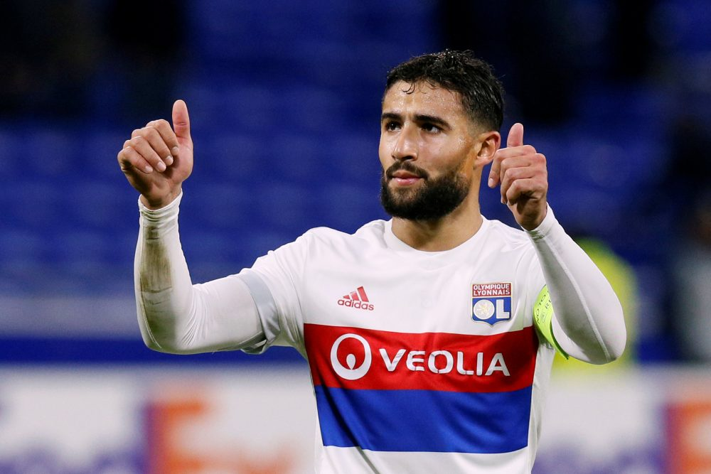 Fekir move to Liverpool not over, says player's agent