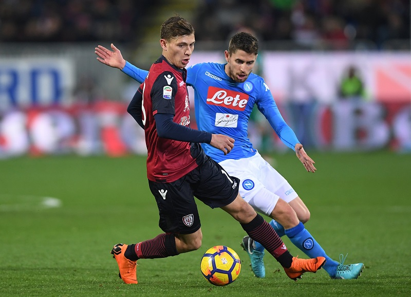 Dortmund Join Liverpool In Battle To Sign In Demand Serie A Midfield Enforcer