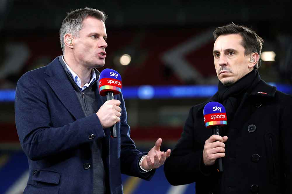 "Gary Neville Names The Player That Would Would ""Excite"" Him The Most If He Signed For Liverpool"
