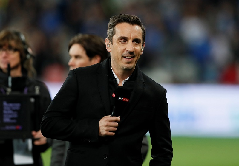 Neville On Why Liverpool Fans Are 'Right To Be Annoyed' About Title Questions
