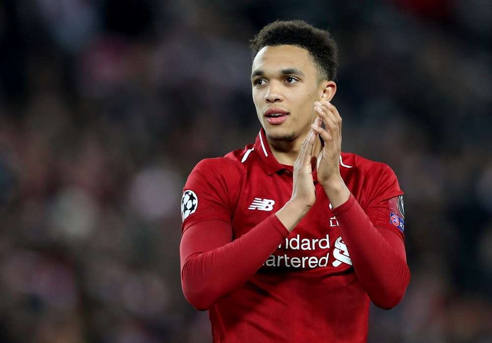 Alexander-Arnold Reveals What Inspired Him To Take That Crucial Quick Corner Kick Against Barcelona