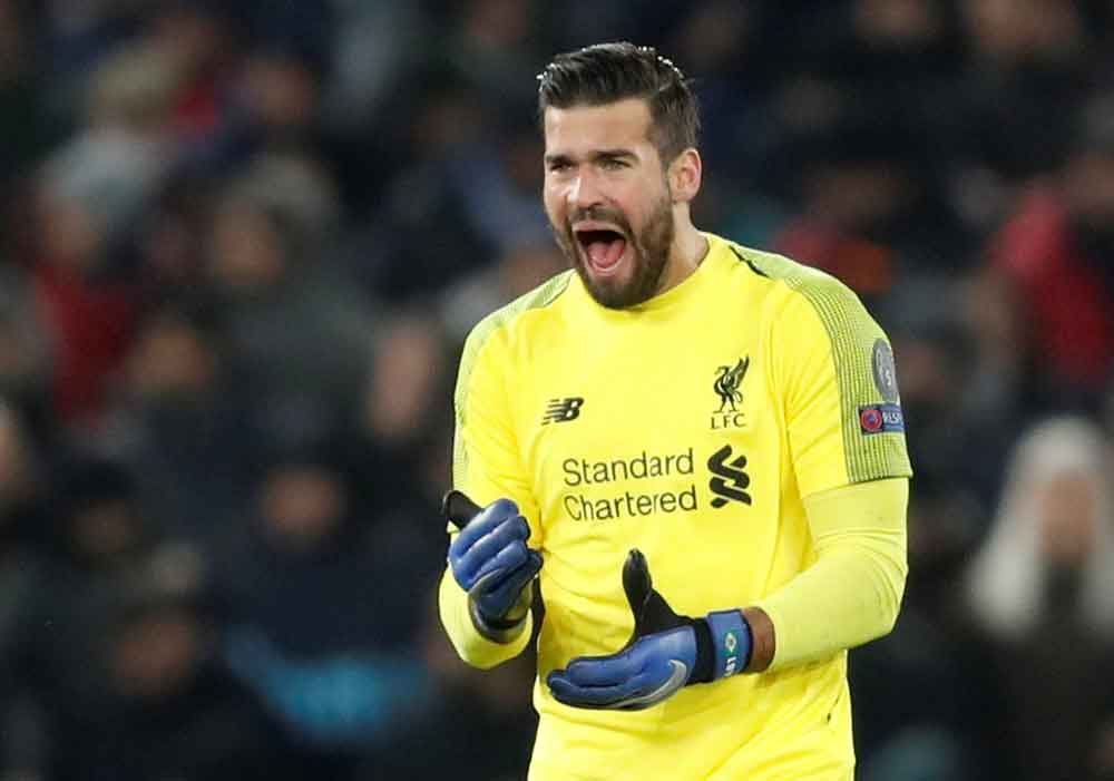 Alisson And Jones To Start, Jota Out: Liverpool's Predicted Line Up To Take On Fulham