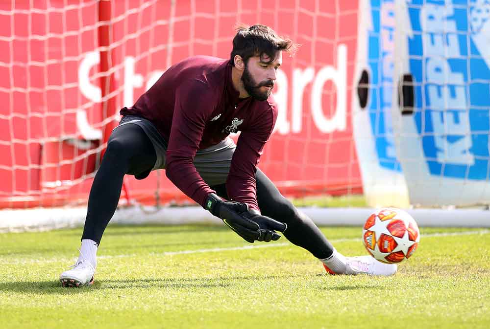 Alisson And Fabinho To Start, Diogo Jota On The Bench: Liverpool's Predicted XI To Face Chelsea