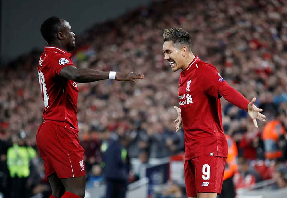 Mane Sets Target That He Believes Will See Liverpool Lift Premier League Trophy