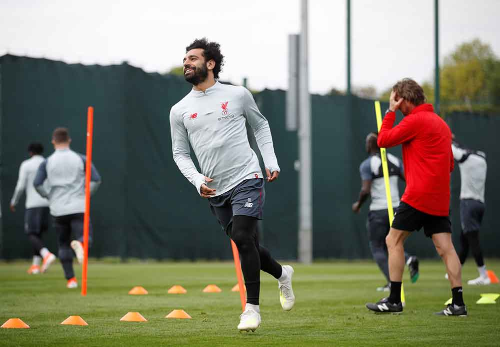 'Saturday Masterclass Incoming' 'Quick Recovery Champion' Fans On Twitter React As Liverpool Star Posts Fitness Update
