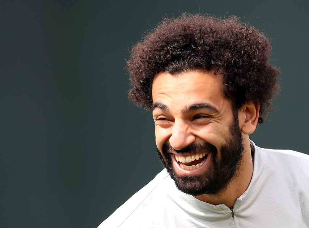 Salah Shares New Holiday Photo As Liverpool Ace Earns Well Deserved Rest