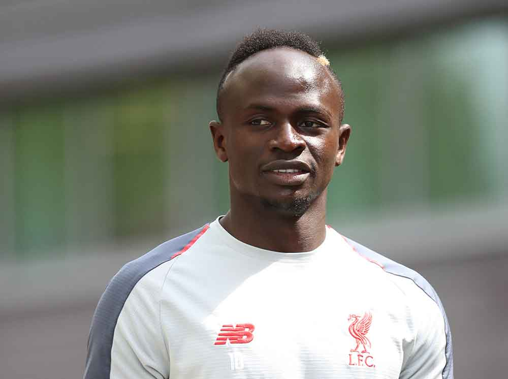 Mane Makes Future Vow Following Liverpool's Title Success