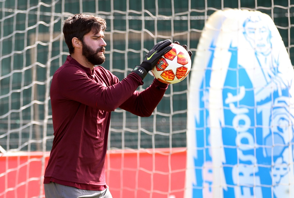 Alisson V Lloris: Matchups Ahead Of Liverpool's Champions League Clash Against Tottenham