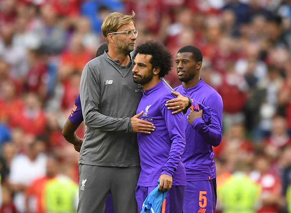 'Thank God' 'Great News, Just What We Wanted' Fans Delighted As Klopp Provides Positive Injury Update On Key Liverpool Star