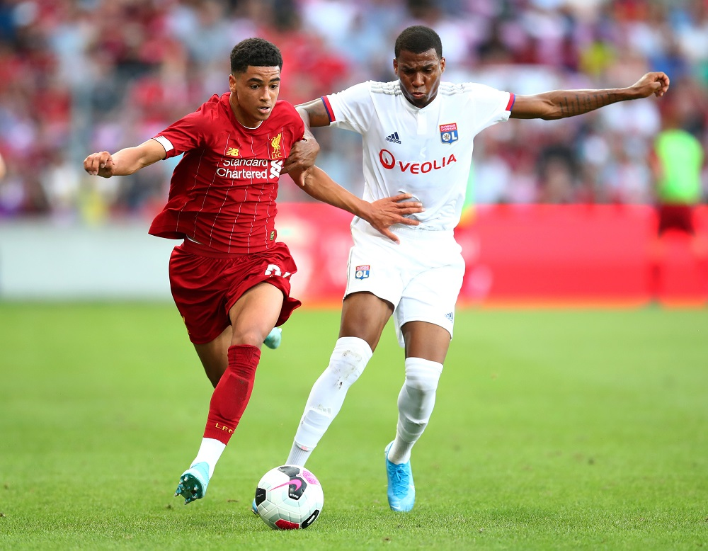 'A Sensational Young Player' Klopp Backs 17 Year Old For Big Things At Liverpool