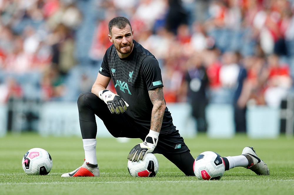 Liverpool Set To Secure Ex Boro Shot-Stopper On One Year Deal