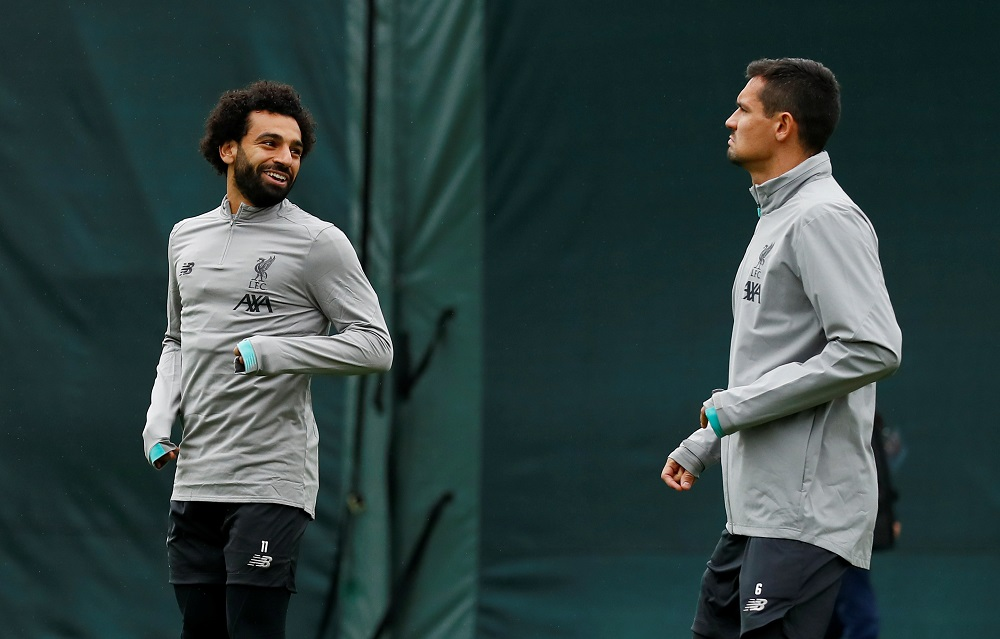 'Like A Married Couple' 'Amazing Friendship' Liverpool Fans React As Salah And Lovren Bicker Over Ping Pong, Pizza And Pets