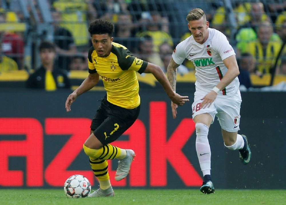 Klopp's Remarks On Jadon Sancho Still Offer Liverpool Fans Hope That He Could Move To Anfield