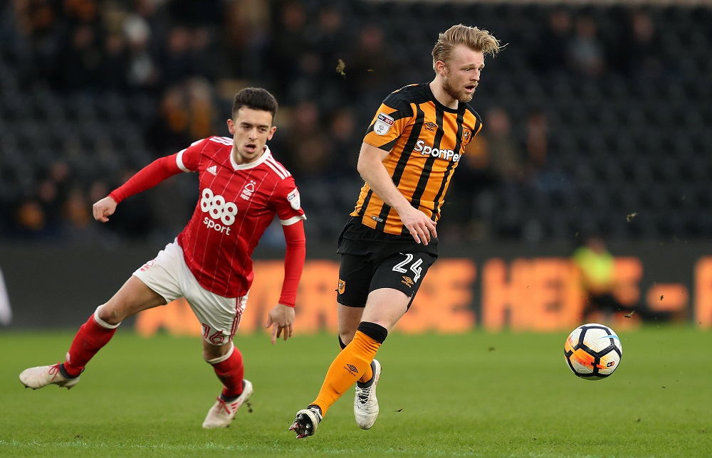 Liverpool Eye Surprise Move For Former Hull City Defender Whose Crossing Stats Are 'Off The Scale'