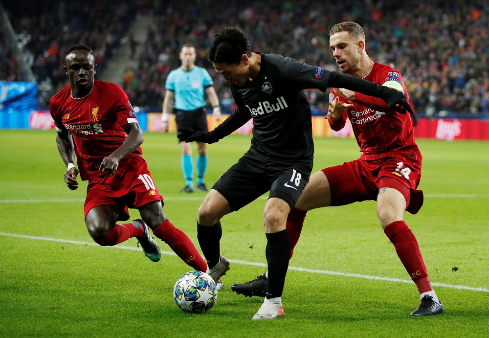 Takumi Minamino Offers Three Things Liverpool's Current Midfield Can't Provide