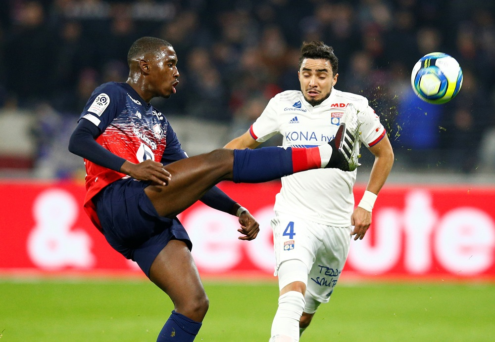 'Another DM' 'See Ya Later Keita' 'Sign Him!!!!' Fans On Twitter Discuss Liverpool's Interest In French Midfield Enforcer