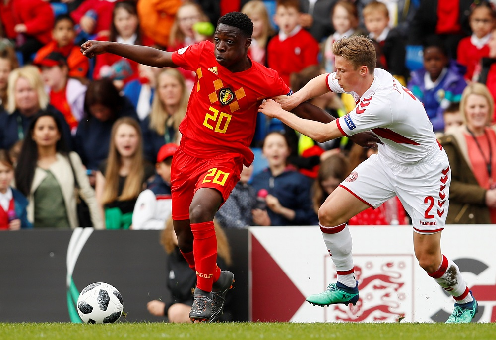 Club Slap 27.5M Price Tag On Belgian Teenage Sensation As They Wait For 'Possible' Offer From Liverpool