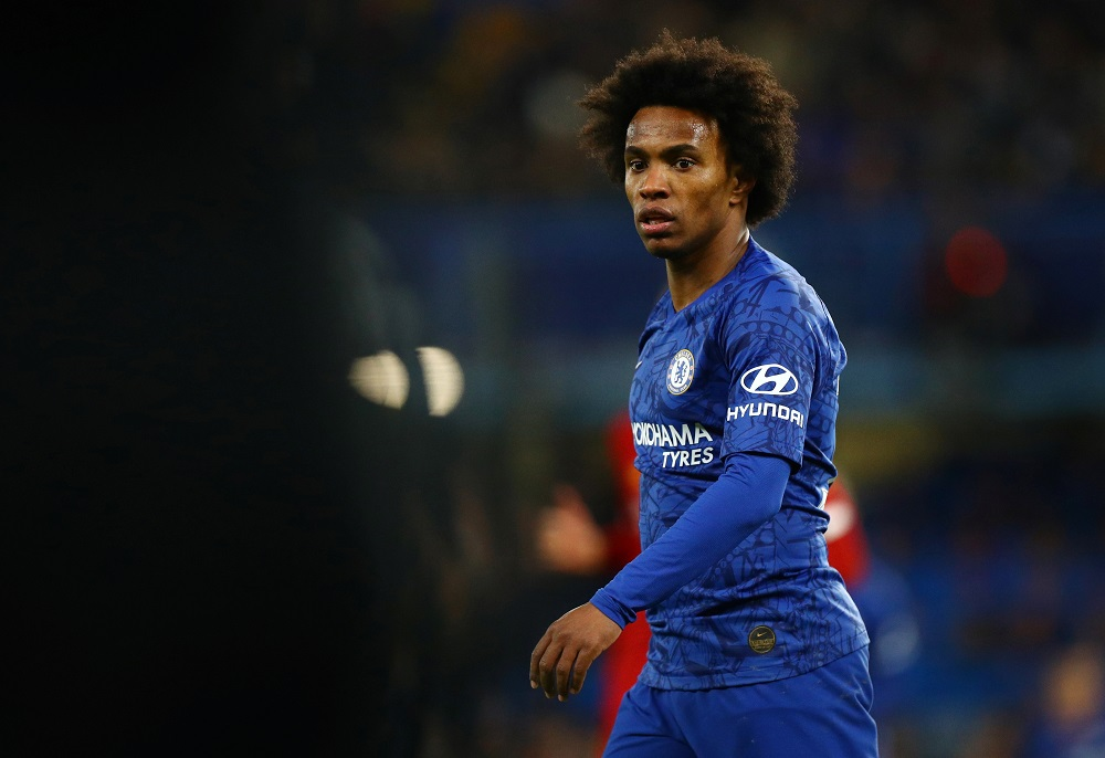 'Get Him Signed Edwards' 'What Kind Of Move Is That?' Fans Discuss Reports That Chelsea Star Is In Negotiations With Liverpool