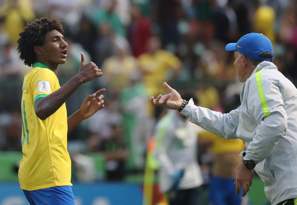 'A Potential Wonder Kid' 'Superb Deal' Fans On Twitter Excited As Liverpool Make Enquiry For Brazilian Starlet Who Is 'Like Neymar'