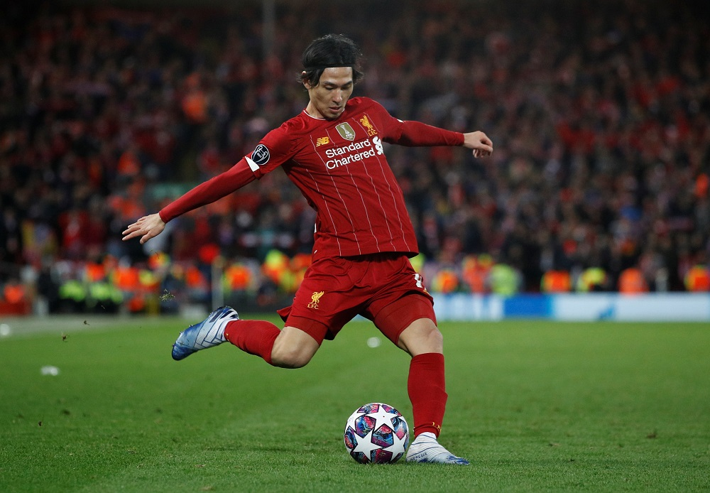 Minamino And Origi To Start, Firmino And Salah On The Bench: Liverpool's Predicted Line Up To Face Everton