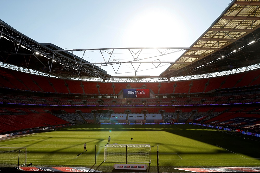 FA Set To Shelve Plans To Allow Fans In For The Community Shield
