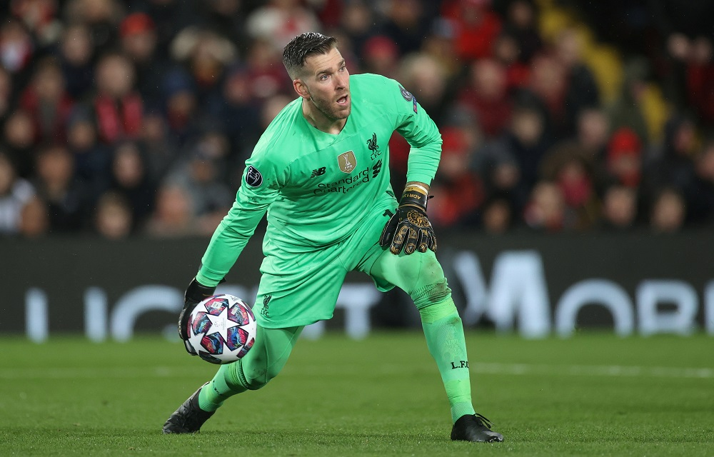 Adrian And Gomez To Start, Alisson Misses Out: Liverpool's Predicted Line Up To Face Arsenal