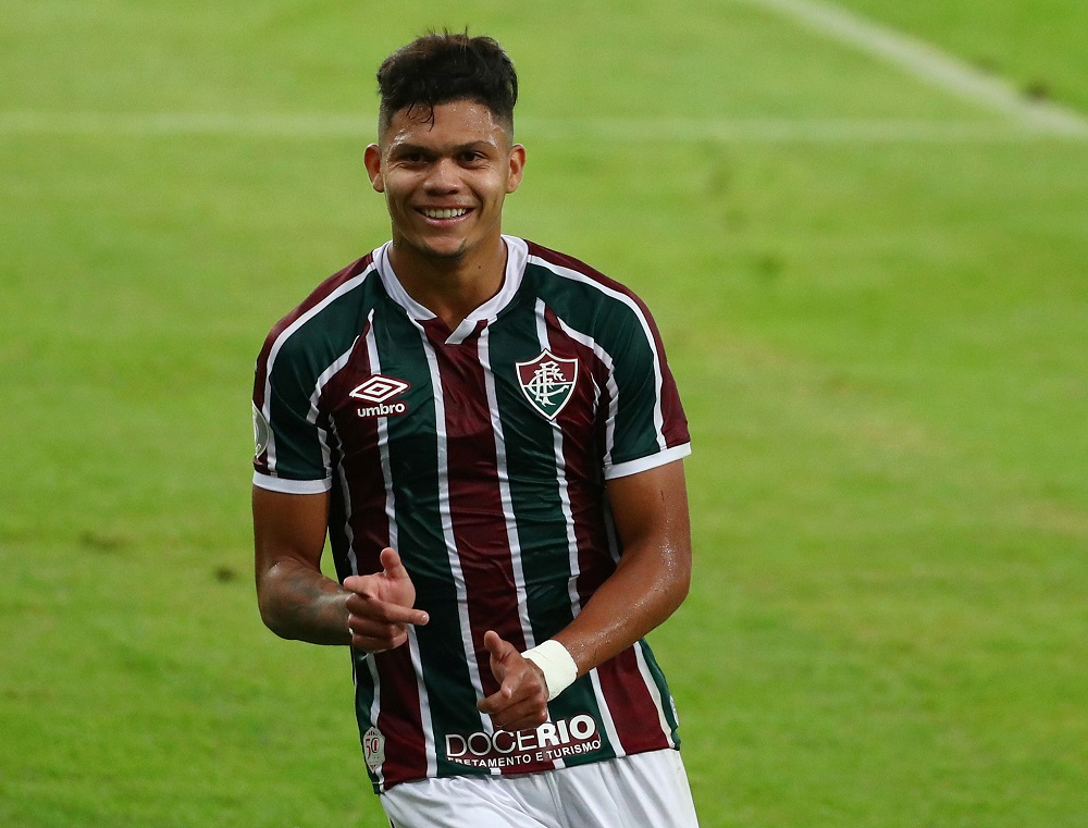 Liverpool Named As One Of Three Clubs Tracking Brazilian Hotshot